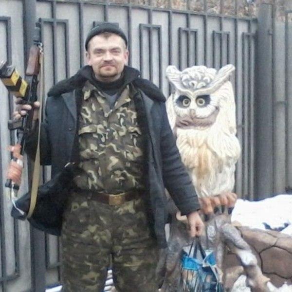 Олександр Страпчук (Нетішин)