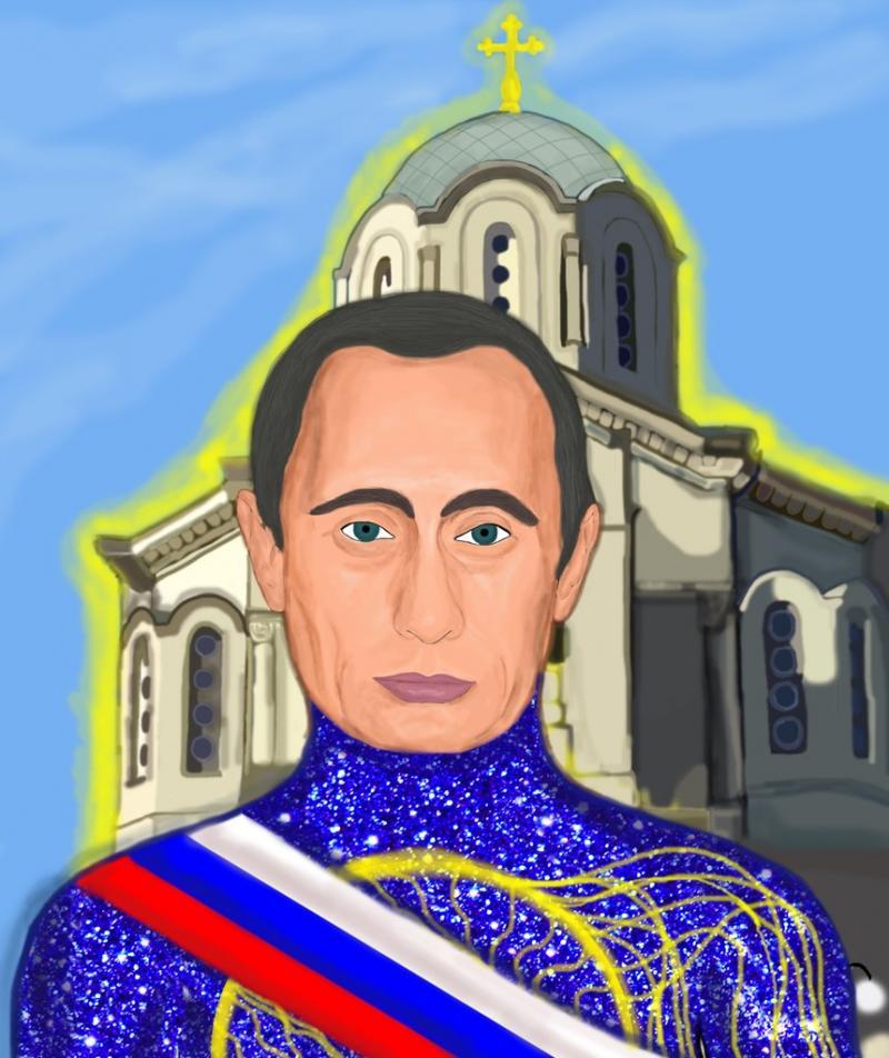 Володимир Путін.