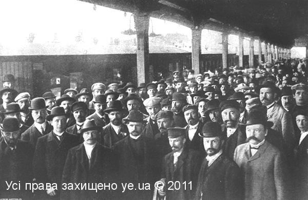 Депутати першої Думи, 1906 рік.