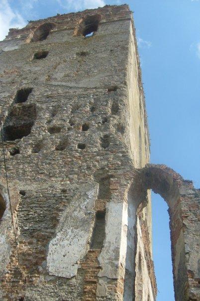 Замок у Старокостянтинові
