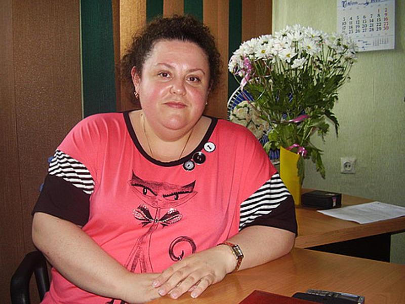 Галина Орєхова, психолог