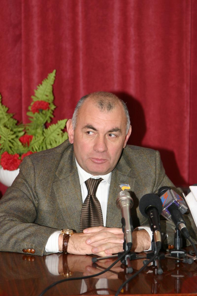 Михайло Стадник