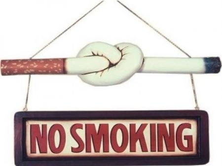 Тепер у барі не покуриш.