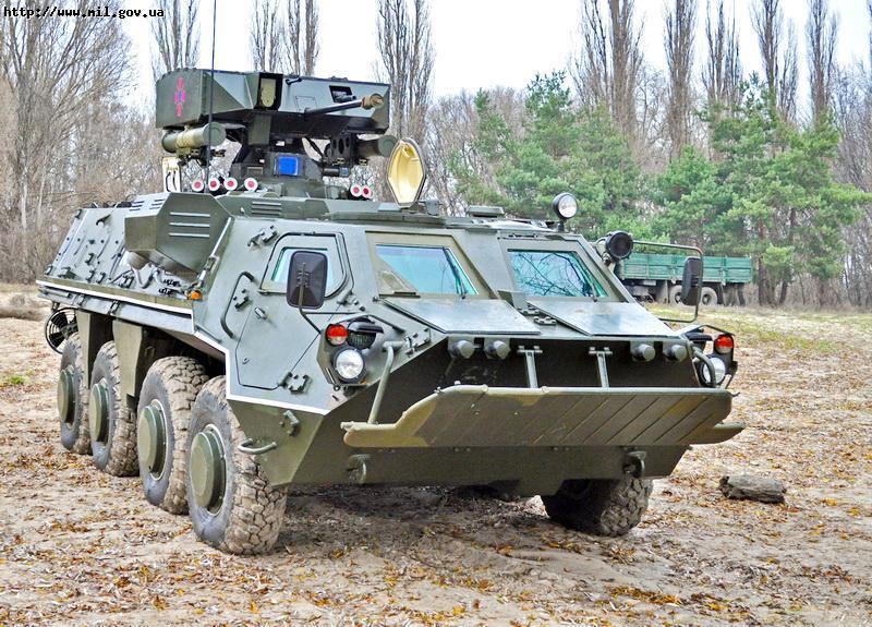 30-міліметрову автоматичну гармату виготовили На Хмельниччині