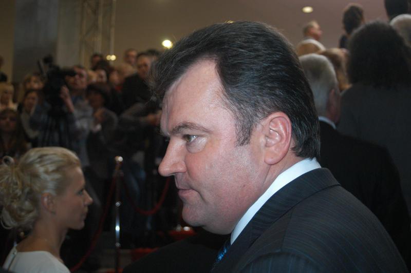 """Сергій Мельник так і не став """"Людиною року"""". Подейкують, через те, що висувався в мери від опозиції."""