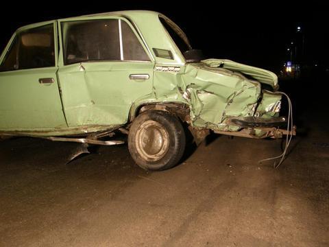 Внаслідок ДТП пасажир ВАЗ-21013, 23-річна жителька с. Сосни загинула на місці