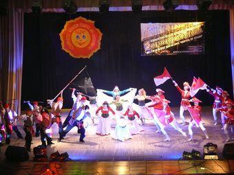 Хмельничани у Дніпропетровську влаштували справжнє танцювальне шоу.