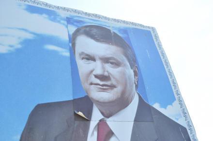 За це зображення Януковича можуть звільнити полковника спецназу
