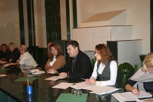 На засіданні комісії з питань координації роботи щодо контролю за додержанням умов і правил здійснення операцій з металобрухтом визначили напрямки подальшої діяльності.