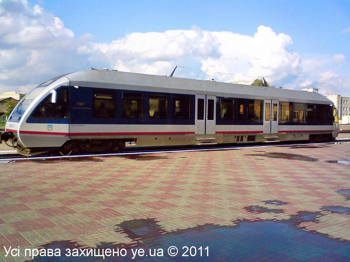 Рейковий автобус «Вінниця-Хмельник-Хмельницький»