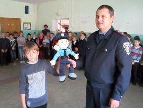 Відтепер Славко Хоробрик оселився у хмельницькому навчально-виховному комплексі № 10