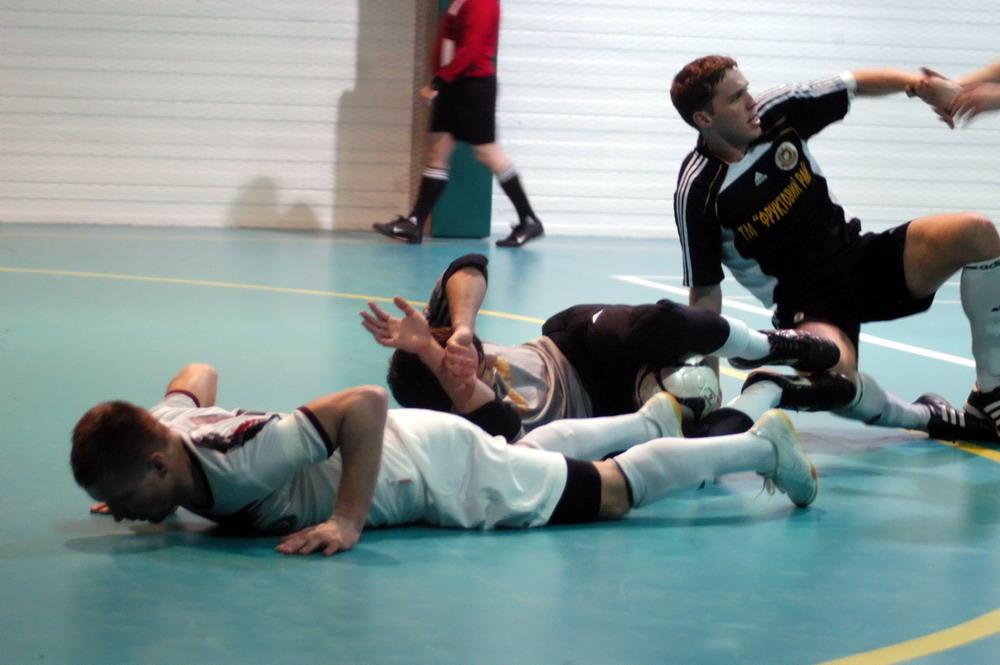 Попри рахунку на табло, у матчі «Спортлідера+» проти «Урагана-2-КФВ» було забагато боротьби.