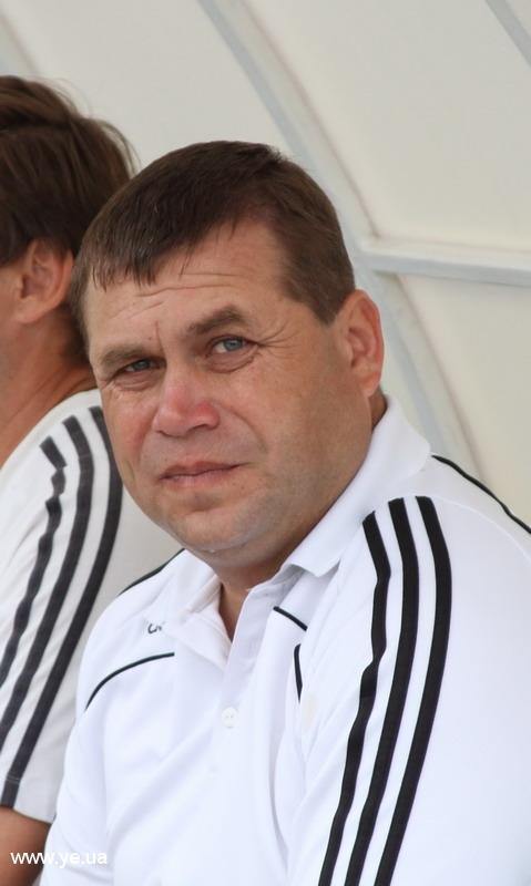 Микола Роздобудько, головний тренер хмельницького