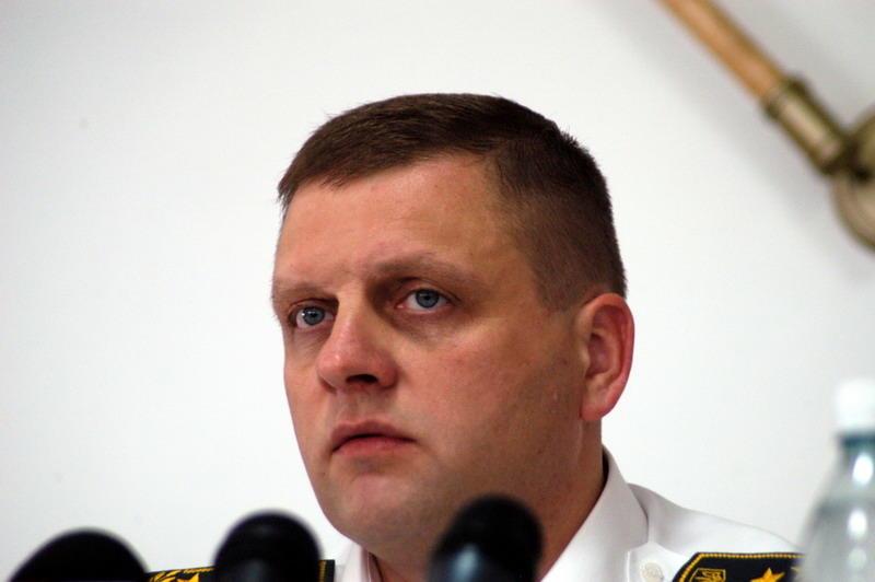 Микола Харкавий очолював Хмельницьку митницю з липня 2010 року.