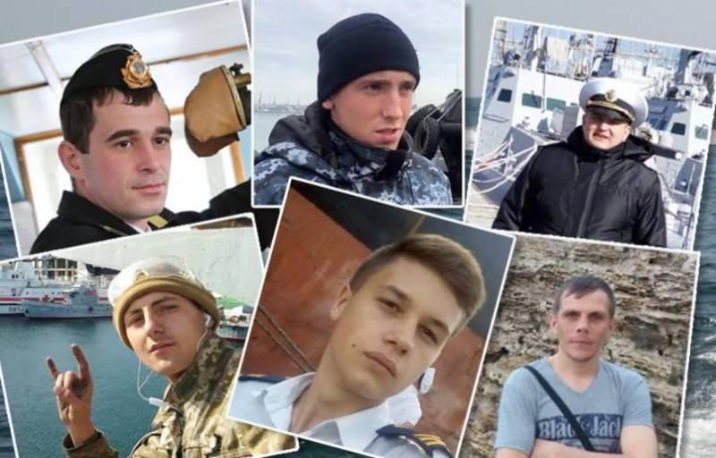 24-х військовополонених уже три місяці утримують в Російській Федерації