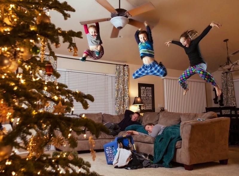 Зимові канікули це прекрасна можливість приділити більше уваги своїм дітям