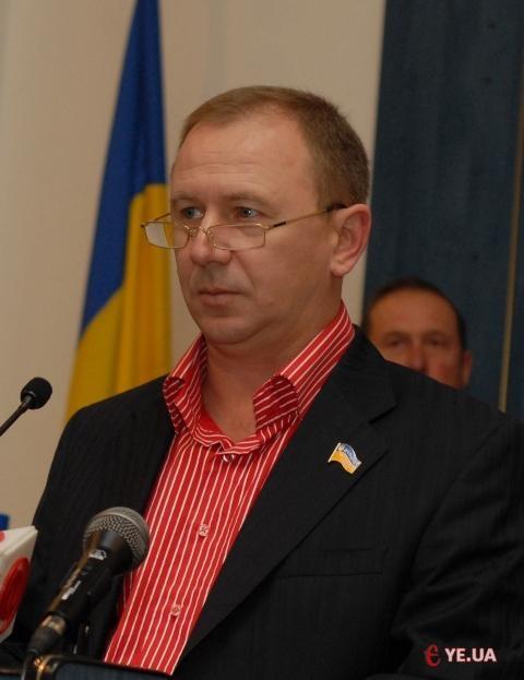 Андрій Олесь, депутат Хмельницької міської ради