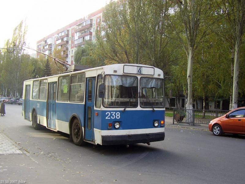 Тепер за проїзду тролейбусі доведеться викласти 1,25 грн.