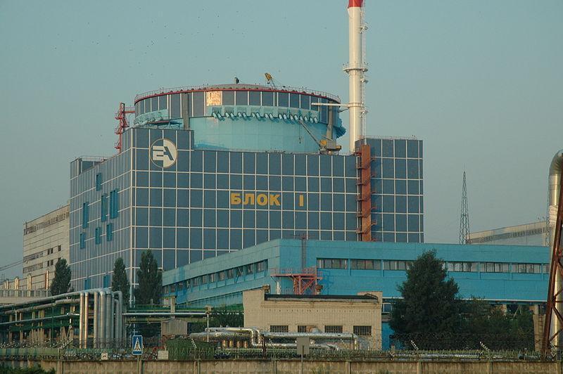 Перший енергоблок ХАЕС