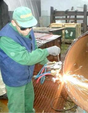 На СТОВ ВФ «Гуменецьке» працівники використовували неперевірене вчасно обладнання.