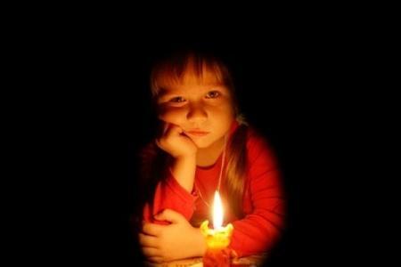 Знову доведеться сидіти при свічках.