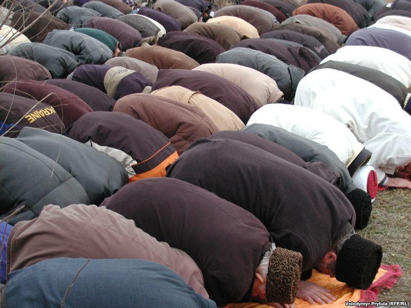 Поки для мусульман Хмельницького не виділять приміщення для молитви і богослужіння.
