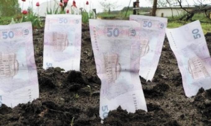 Землею користувалися, а платити - забули.