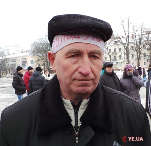 Володимир Гаман: