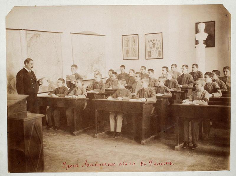 У працях науковців і краєзнавців цей день згадується, як день відкриття у Кам'янці-Подільському чоловічої гімназії