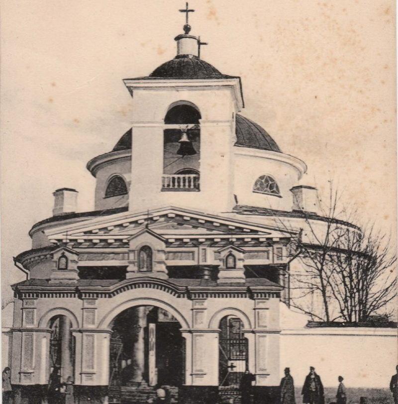 Храм Різдва Богородиці на вулиця Вайсера, 15 — це найстаріша будівля Хмельницького