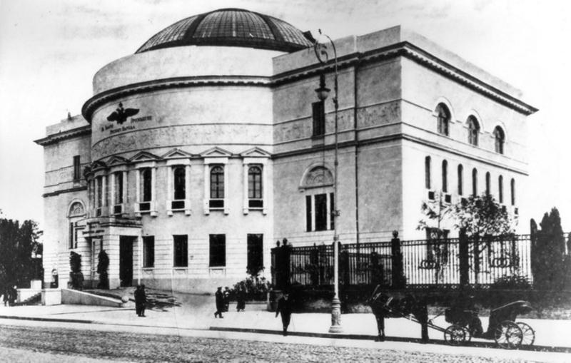 Київський педагогічний музей, де проходили засідання Української Центральної ради