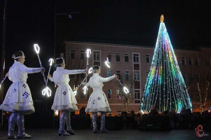 Торік цього дня у Хмельницькому урочисто закривали Різдвяний ярмарок