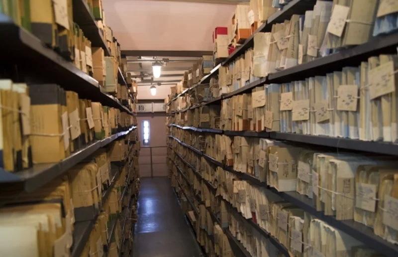 1 лютого 1921 року в Кам\'янці-Подільському створено перший архівний відділ