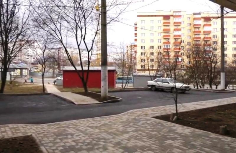 Ось так виглядає відремонтований двір за адресою Панаса Мирного, 31