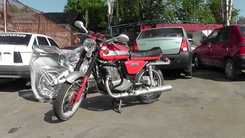 Вкрадений мотоцикл виявили вже наступного ня