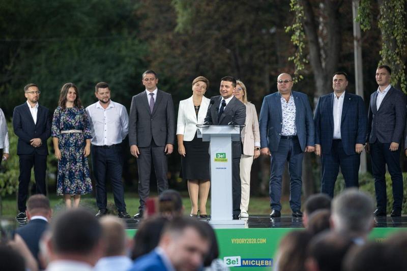 Перша десятка кандидатів у депутати Хмельницької обласної ради від партії «Слуга Народу»