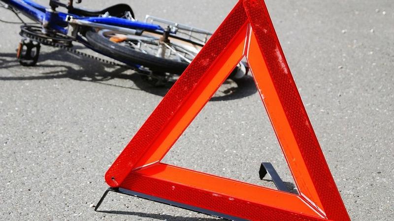 Унаслідок ДТП велосипедистка загинула на місці події