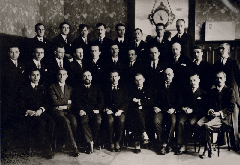 Перший Конгрес українських націоналістів у Відні 1929 року