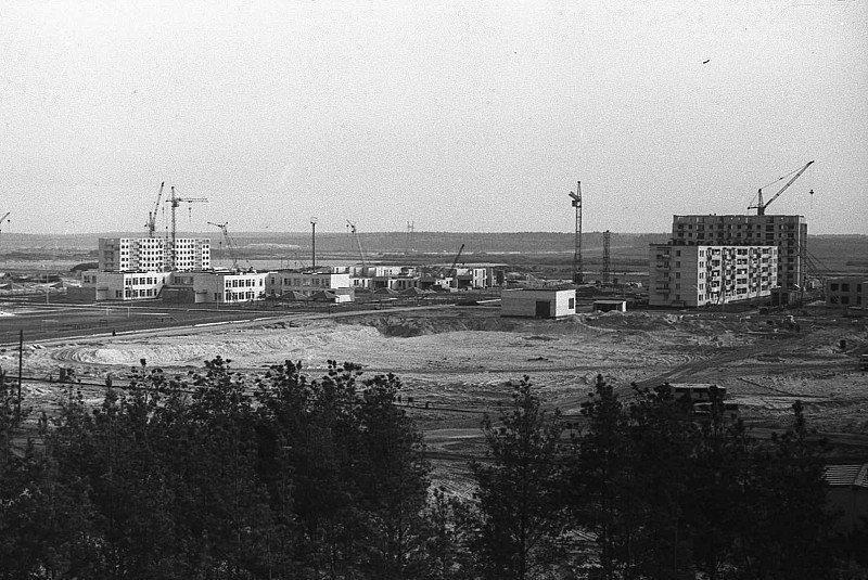 Розбудова Нетішина у 1980-х роках