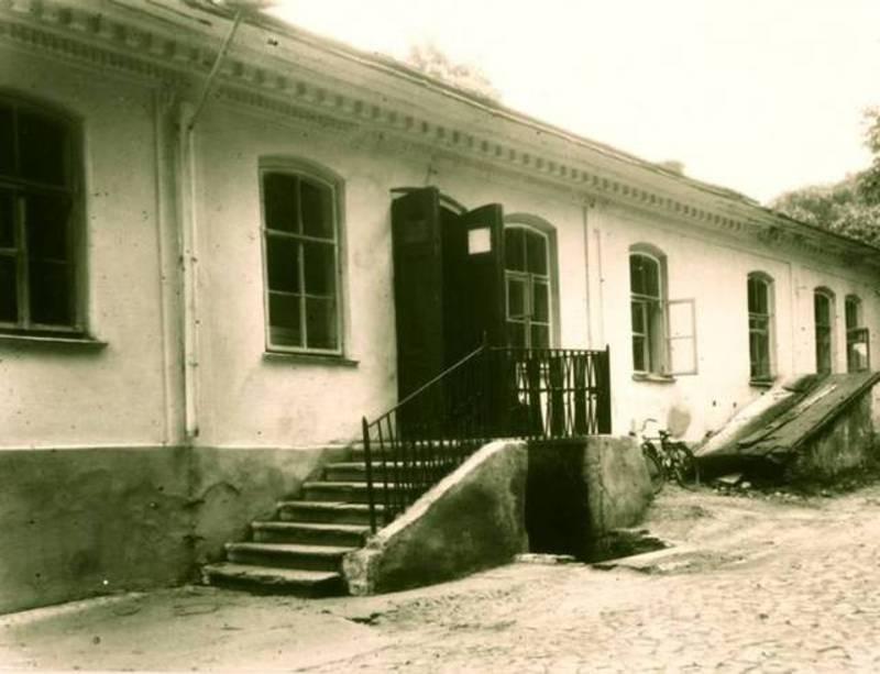 Приміщення Проскурівської міської бібліотеки