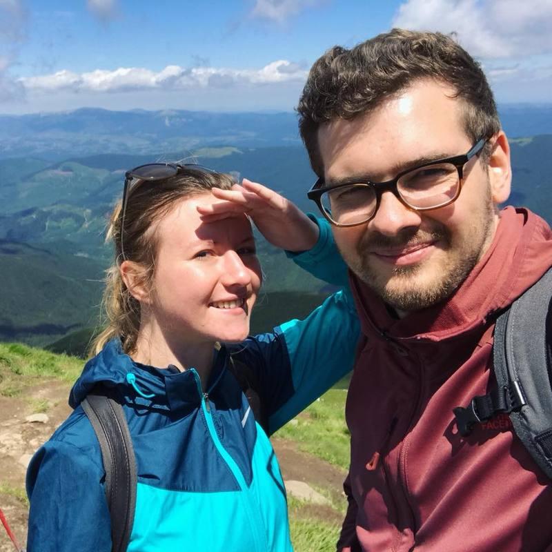 Олена та В'ячеслав затіяли грандіозну подорож Африкою