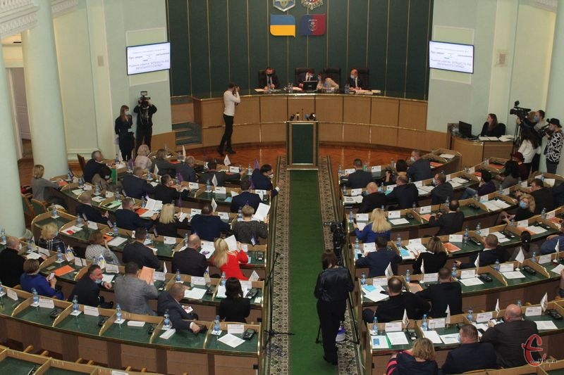 Найчисельна депутатська група «Аграрії Хмельниччини»