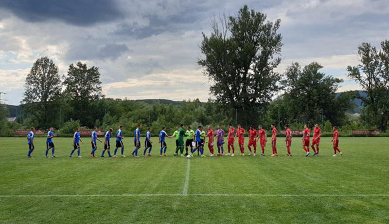 Волочиський Агробізнес готується до чемпіонату в першій лізі, який стартує 27 липня, на Закарпатті