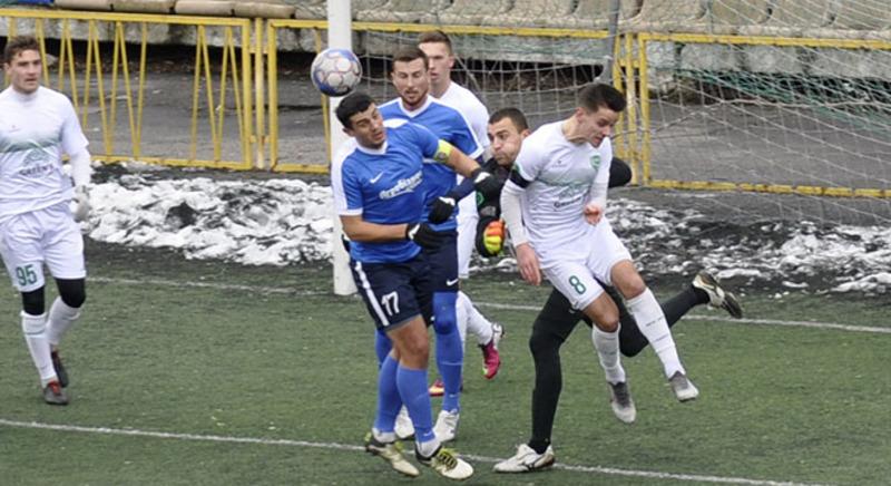 Агробізнес у Вінниці виграв у Ниви з рахунком 4:0