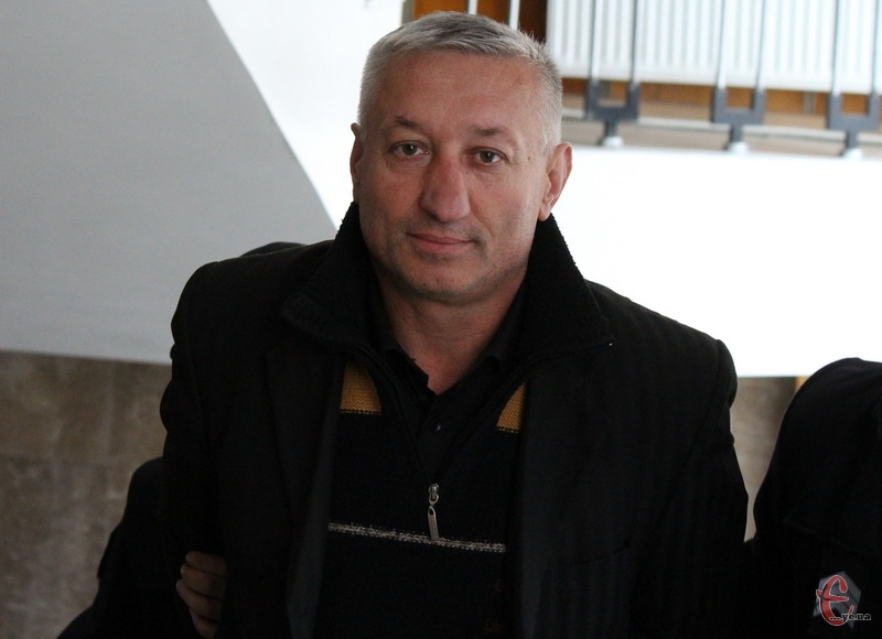 Михайлу Хабалю (на фото) та Артуру Кутею загрожує до 7 років тюрми