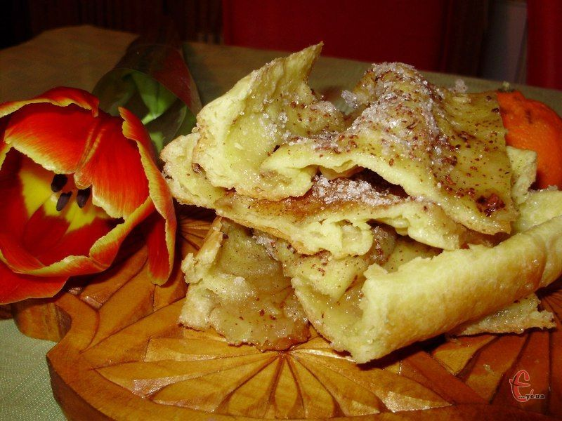 Альмойшавена смачна як в гарячому, так і холодному вигляді.
