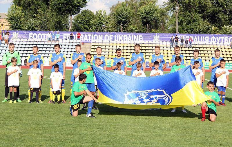 Агробізнес вдруге в своїй історії зіграє в фніалі чемпіонату України серед амамторів
