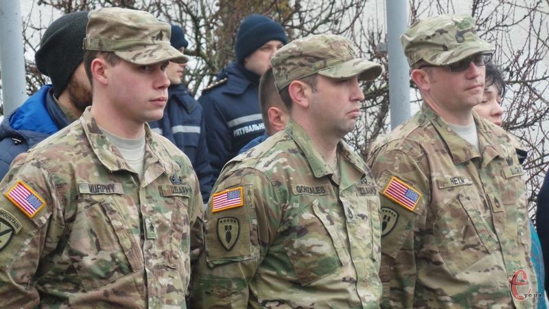 Американські інструктори навчатимуть українських піротехніків