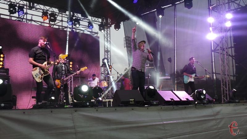Сьогодні у Хмельницькому виступав всесвітньовідомий гурт Kutless
