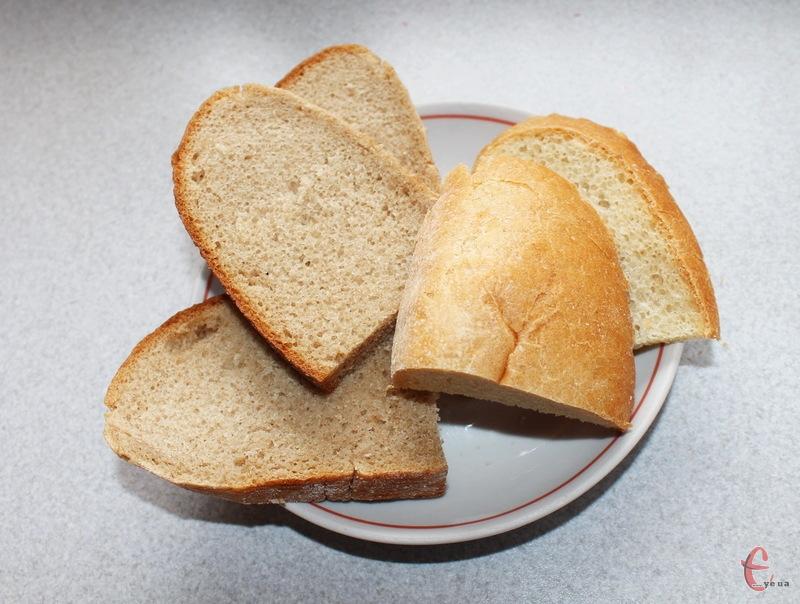Хмельницький хліб, який в магазинах продавали, в середньому, по 7,5 гривні за буханець, нині коштує 7,8-8 гривні